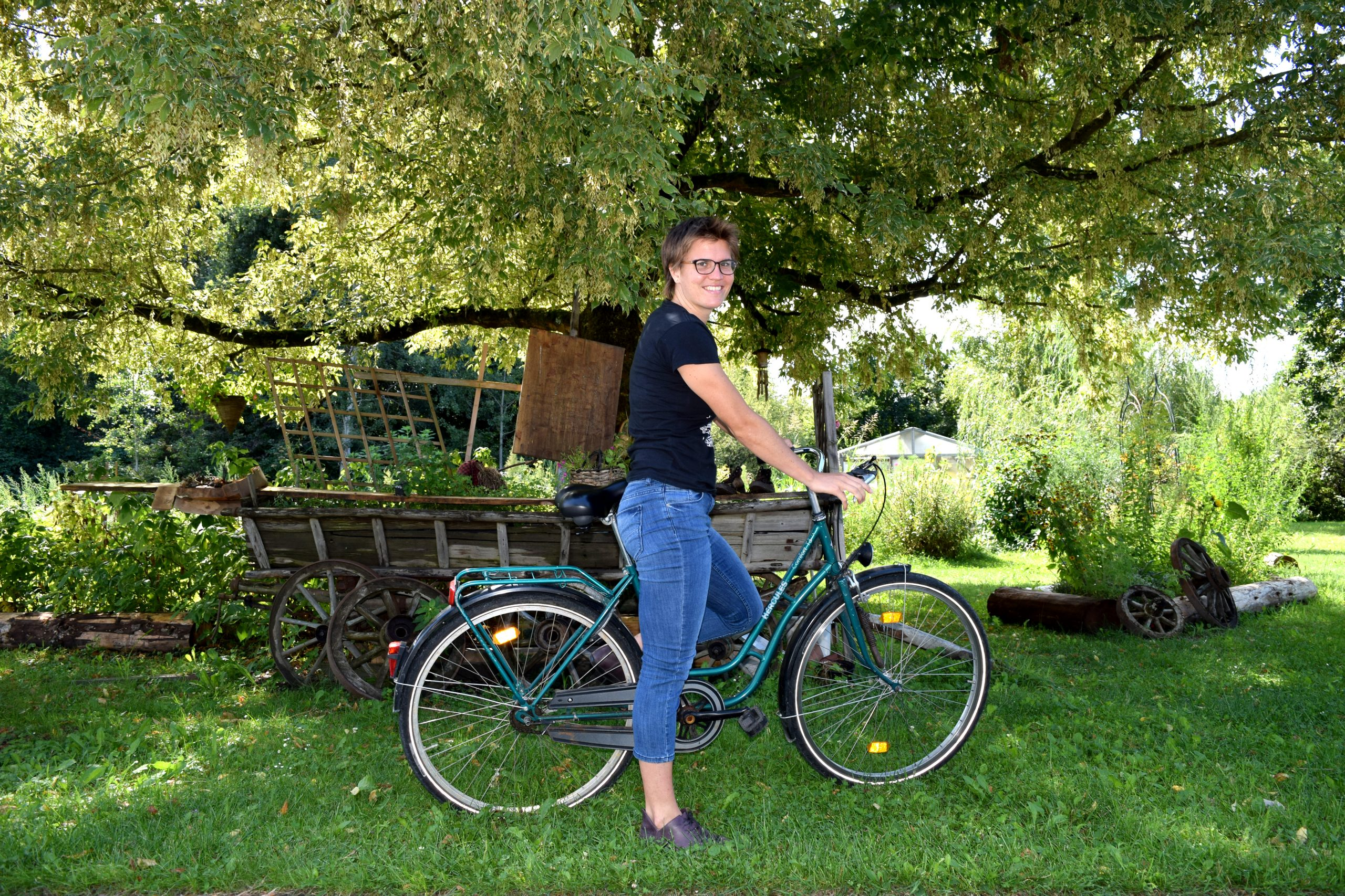 Nachhaltige Radtour © KHG